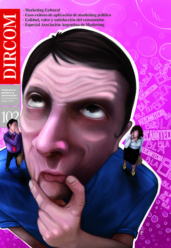 Revista DIRCOM N° 102- Marketing Cultural