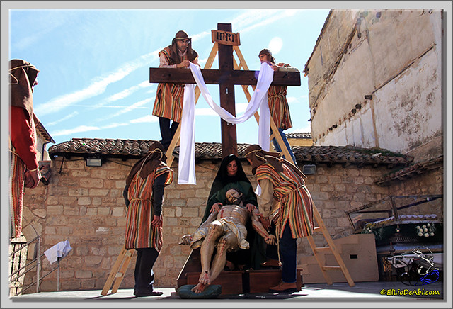 10 Via Crucis Semana Santa en Briviesca