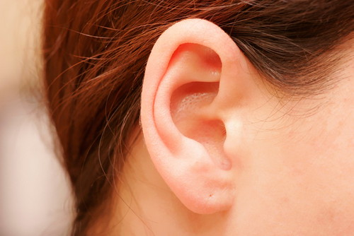 radang telinga