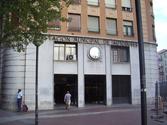 Estación de autobuses de Logroño - fachada principal