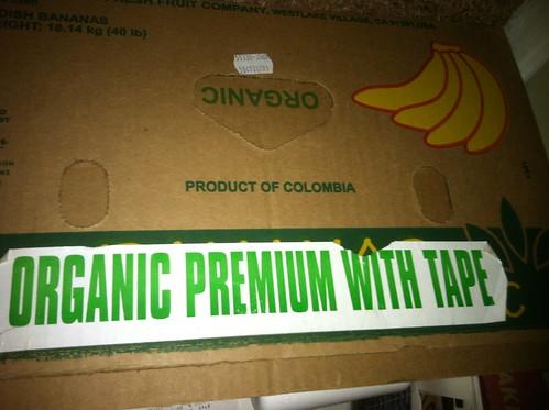Organic Tape