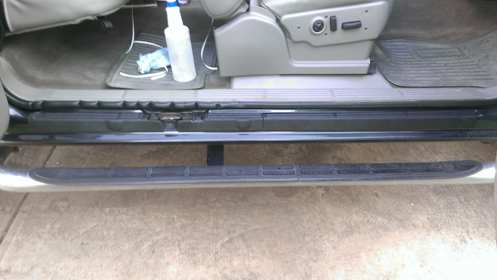 gmc sierra 2005 2500 hd rocker panel chevy fixing door duramax inside diesel