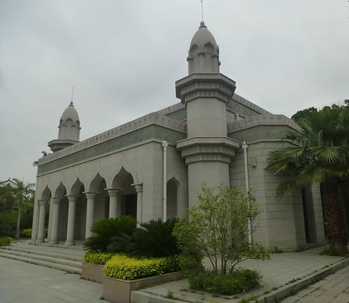 Fujian-Quanzhou-Mosquee Qingjing (6)