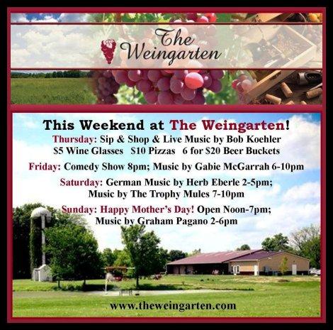 Weingarten 5-9, 5-11-14