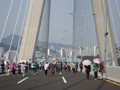 북항대교 Bukhang Bridge