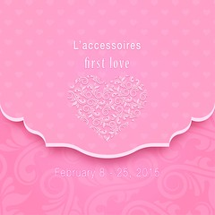[.Laccessoires: First Love 2015.]