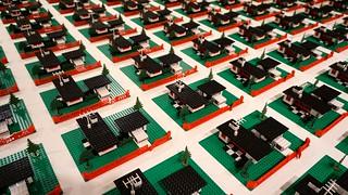 Lego Suburbanism by Douglas Coupland