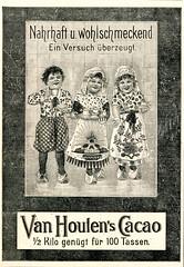 Werbeanzeige für Van Houten Kakao, Bild 3