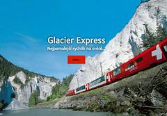Švýcarské železnice
