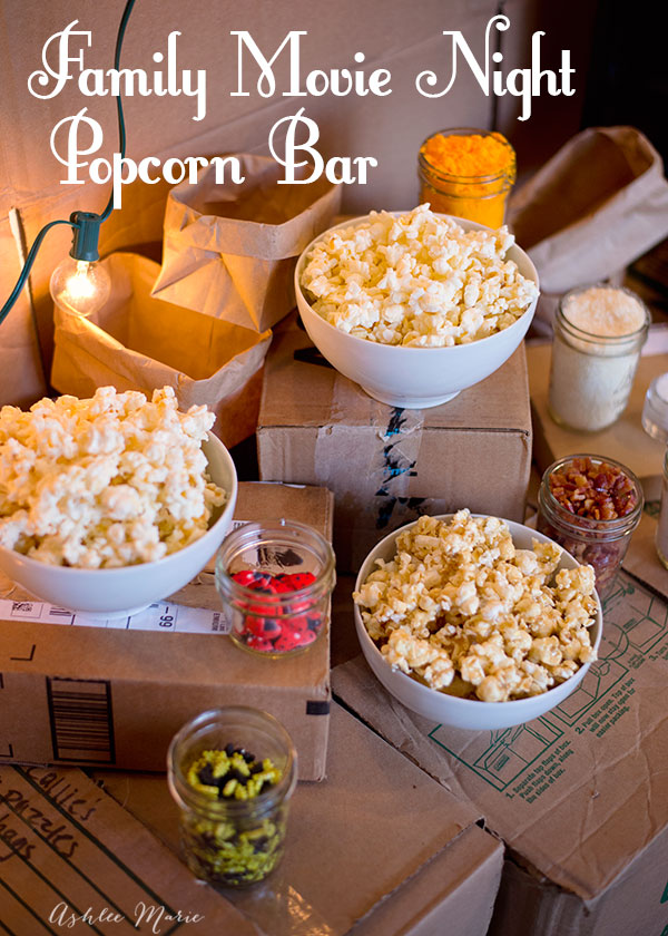 how to make cheese popcorn with real cheese