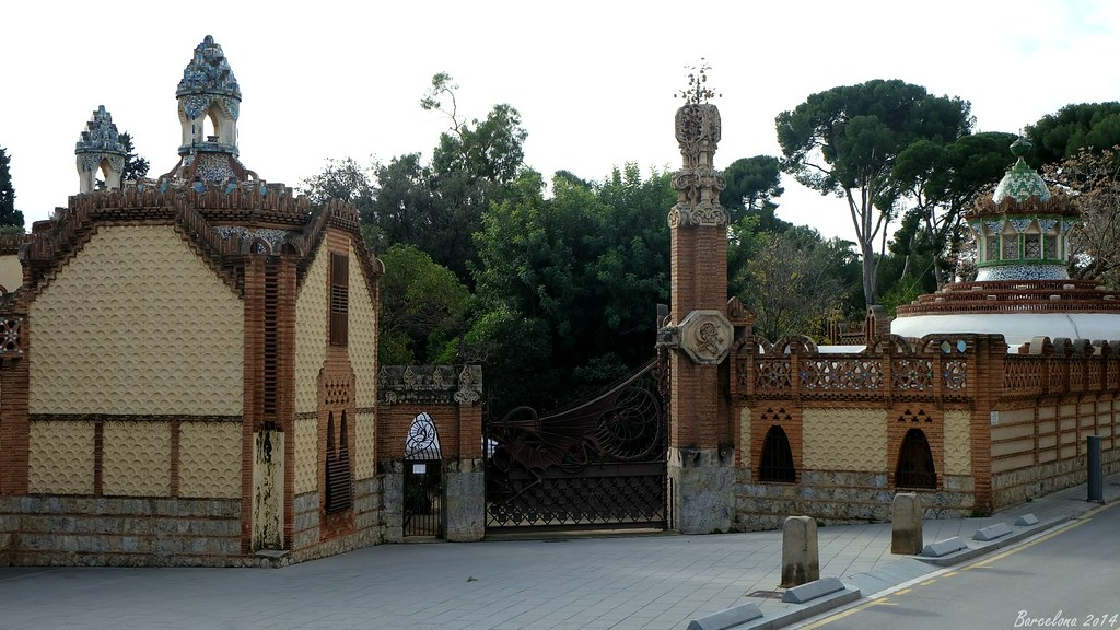 Barcelona day_4, Finca Güell