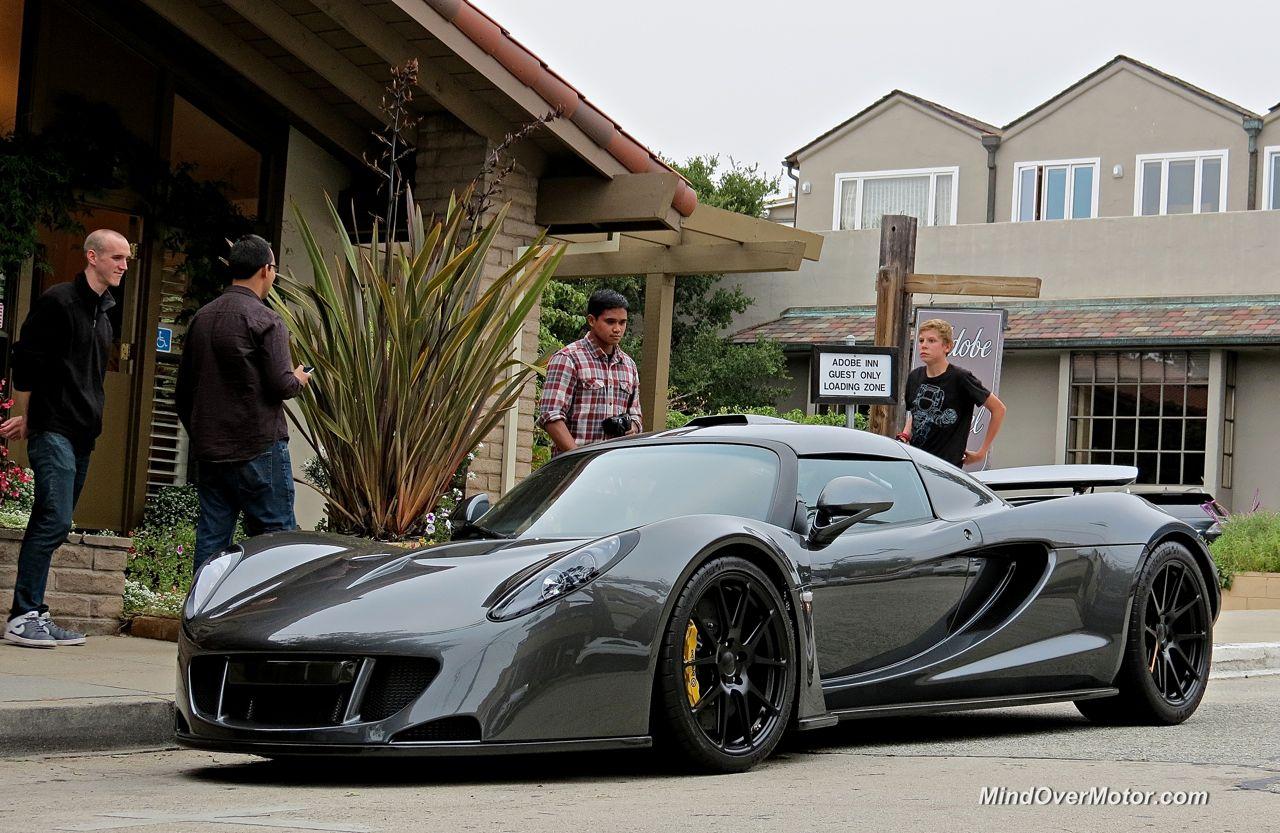 Hennessey Venom GT Carmel 3