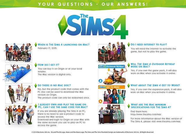 no product code for sims 4