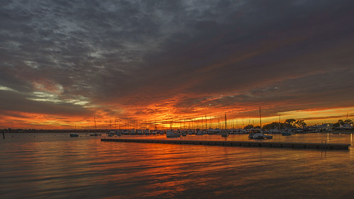morning sky colour nature water beauty skyline clouds sunrise river boats dawn marine scenery sony scenic australia wideangle alpha tamron westernaustralia swanriver daybreak matildabay crawley 2470mm a99 cityofperth slta99 stevekphotography