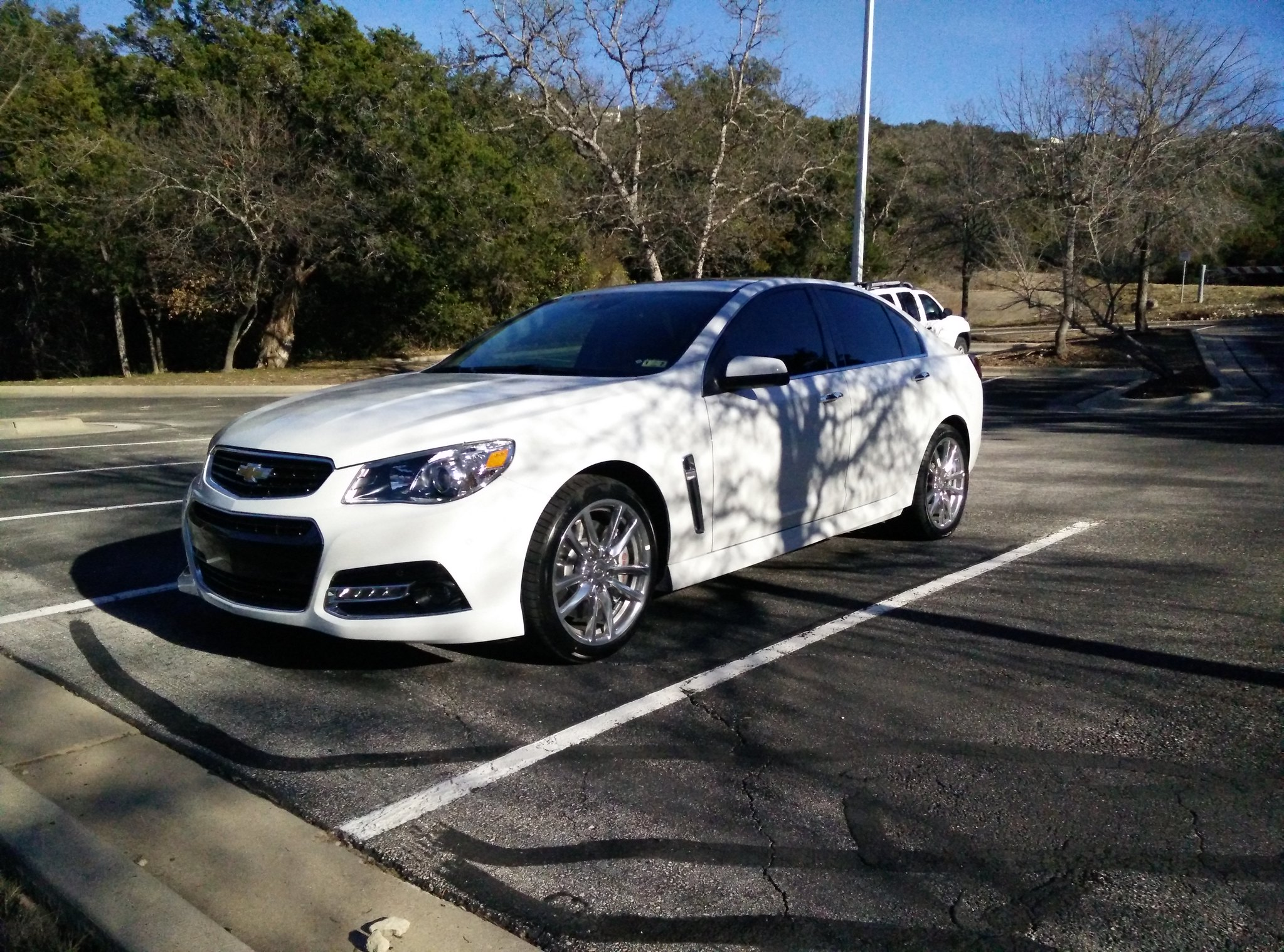 Capitol Chevrolet Austin Tx >> Heron White Chevrolet SS Picture Thread - Page 5 - Chevy SS Forum