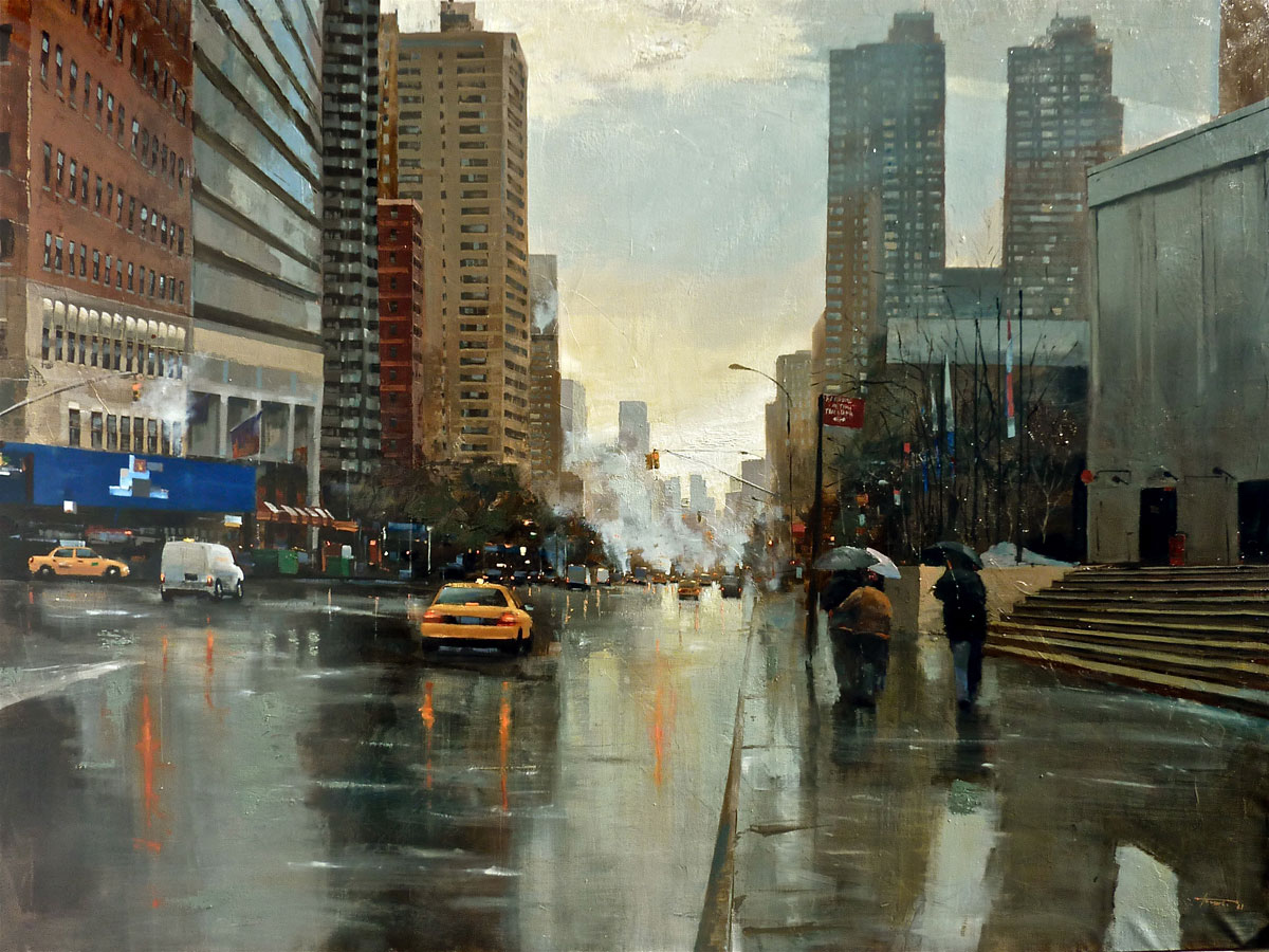 New-York-on-wet-I
