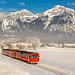 ZB VT a Strass im Zillertal –  (reg . Jenbach – Mayrhofen) 02 gennaio 2015 by Frank Andiver - Trains, transports and more...
