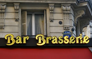 Bar Brasserie | PARIS 5e