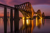 Forth Bridge 7 Feb Closer