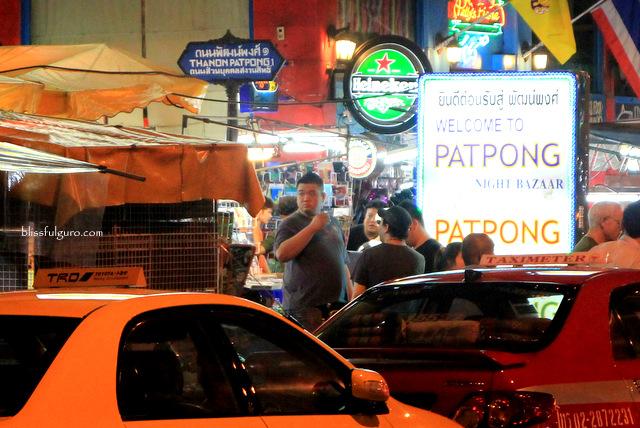 Patpong Road Bangkok