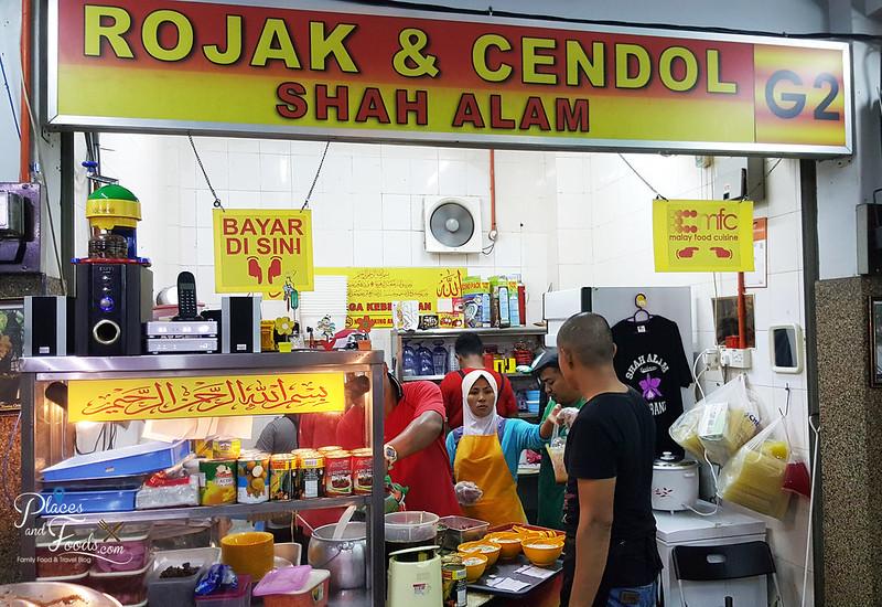 rojak and cendol shah alam seksyen 24 shop