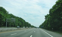 THE NEW YORK STATE THRUWAY IN MAY 2016