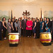Asian American Commission Reception at the Governor's Residence