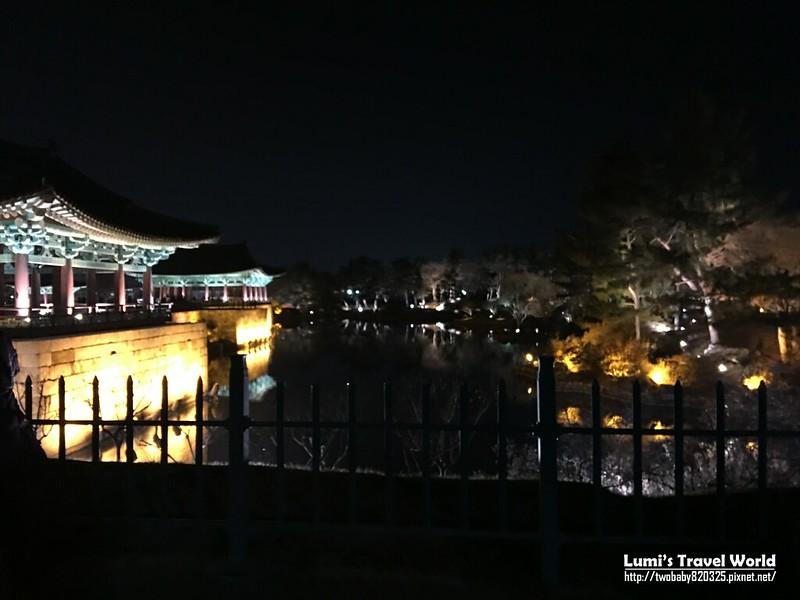 慶州東宮與月池慶州東宮與月池