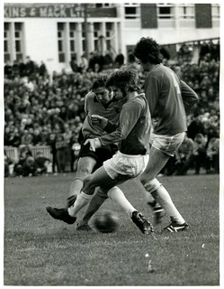 Wellington (NZ) vs Wolverhampton Wanderers, Basin Reserve, New Zealand - June 5 1972