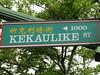Qikeliqi-jie (Kekaulike St.)