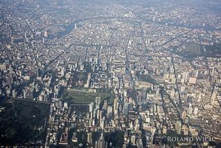 Bangkok Aerial
