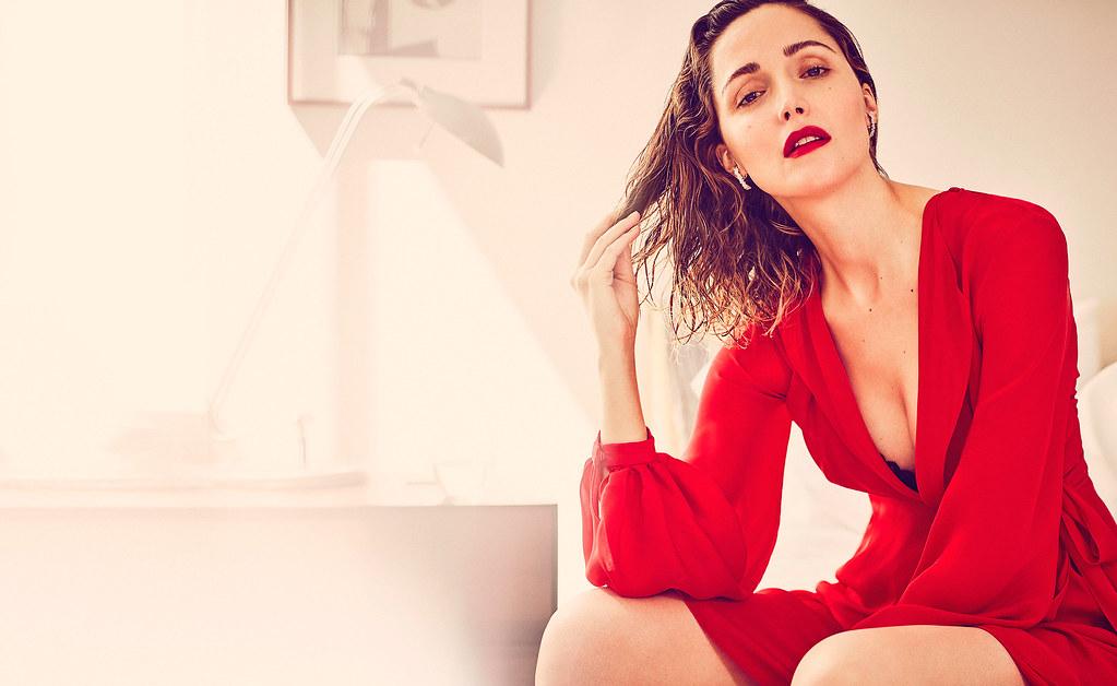 Роуз Бирн — Фотосессия для «Playboy» 2016 – 3