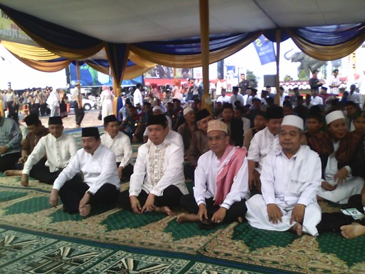 Lampung Mengaji, Adin
