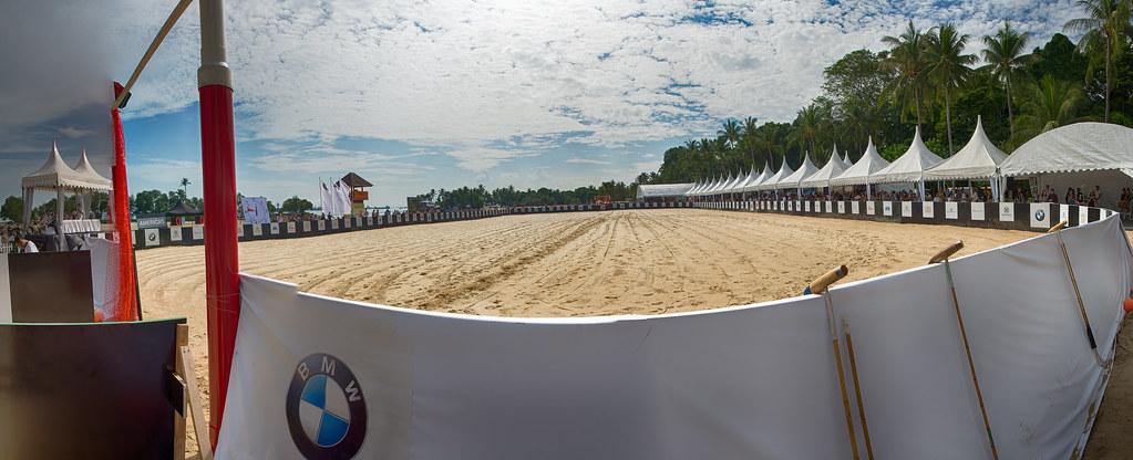 Поло на пляже, часть 2-я