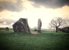 Avebury, Wiltshire, England, April 2014 & 2016