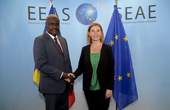 Mogherini hosts G5 Sahel ministerial meeting