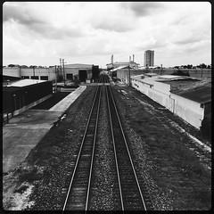 Down tracks