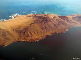 La isla de los piratas.