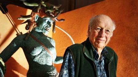 130508(3) - 永別了、『黏土動畫』停格動畫大師「Ray Harryhausen」今天與世長辭,享壽92歲。