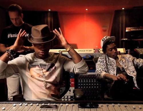 "Behind the Scenes: DJ Felli Fel Feat. Ne-Yo, Tyga, & Wiz Khalifa ""Reason to Hate"""