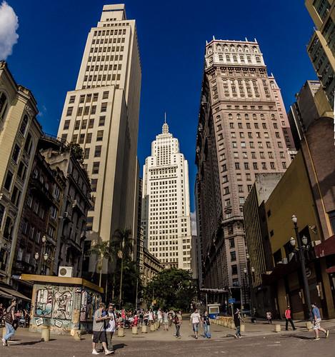 Centro de São Paulo by kassá