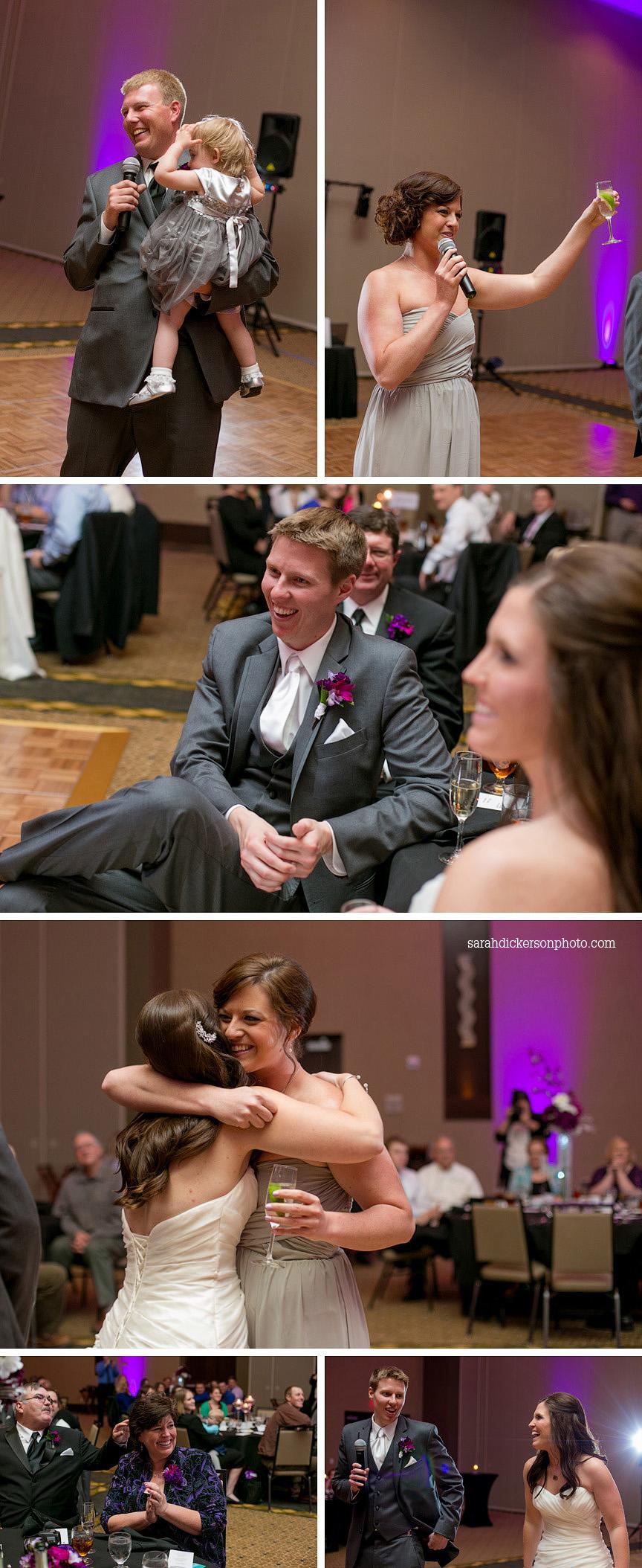 Hilton Garden Inn Manhattan wedding reception