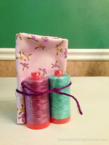 May Aurifil Thread Club from The Quilt Bear
