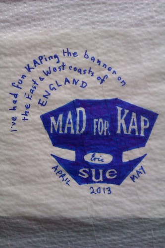 Sue's signature WWKP banner