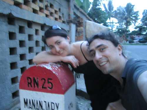 Arrivée à Mananjary