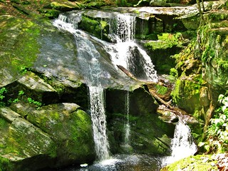 Enders Falls , New England Waterfall Hike