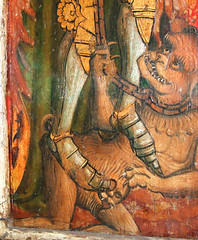 Powers (detail)  (15th Century)