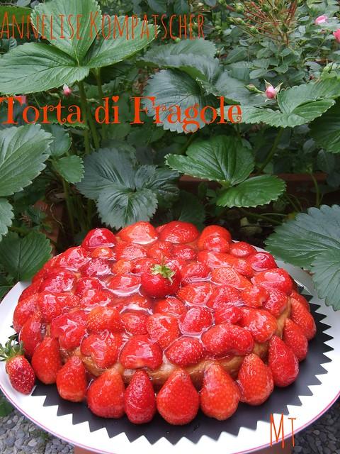 torta di fragole 1