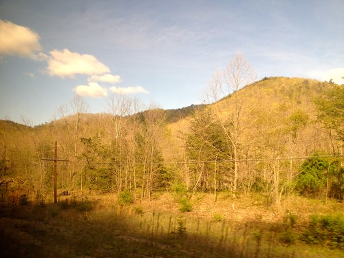 mountains westvirginia amtrakviews greenbriercountywv