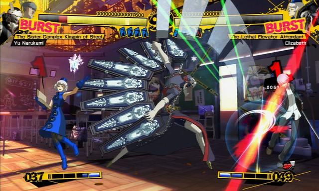 Persona 4 : Arena - Screenshot 4
